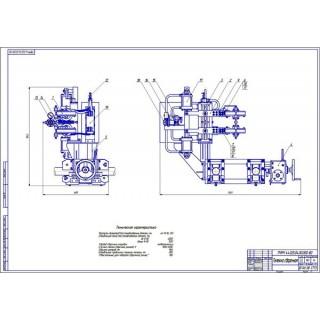 """Дипломная работа на тему: """"Разработка технологии восстановления вала промежуточного вала трактора Т-150"""""""
