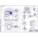 Проектирование станка для срезания тормозных накладок