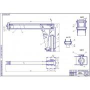 Модернизация передвижного устройства для постановки и снятия агрегатов