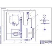 Разработка стенда для испытаний насосов гидроусилителей