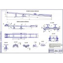 Разработка агрегатного участка и подъемника для проведения ремонтных работ на грузовом автомобиле
