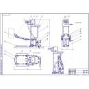 Разработка стенда для сборки и разборки двигателей автомобилей ПАЗ и ГАЗ