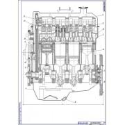 Проект газобаллонной установки для легкового автомобиля