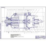 Модернизация КамАЗ с разработкой тормозного привода с пружинным энергоаккумулятором