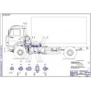 Модернизация двигателя КамАЗ-740 с конструктивной разработкой газотопливного подогревателя (теплообменного аппарата)