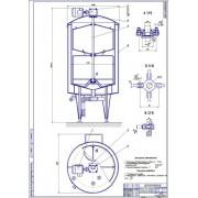 Разработка стенда для демонтажа шин
