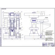 Разработка приспособления для выпрессовки гильзы цилиндров микроавтобусов