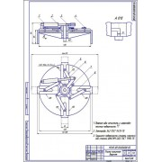 Разработка стенда для монтажа и демонтажа шин