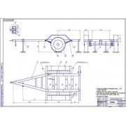Разработка передвижного механизированного агрегата