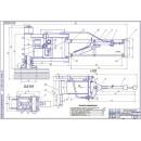 Разработка комплекса для ТО транспортных средств, с устройством для снятия агрегатов