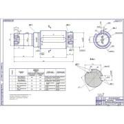 Разработка приспособления для сборки и зацепления шевроных колес