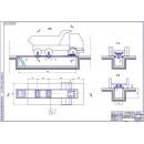 Разработка установки для вывешивания колес автомобилей КамАЗ