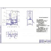 Проект реконструкции мастерской с разработкой устройства для очистки гидравлической жидкости