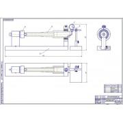 Приспособление для контроля восстанавливаемых поверхностей шпинделей станков
