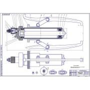 Разработка ручного гидравлического съёмника