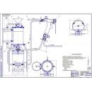 Установка для газотермического напыления