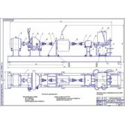 Разработка стенда для обкатки коробок переменных передач