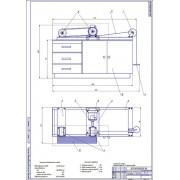 Разработка стенда для комплектации приводных ремней