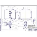 Пневмотранспортёр флюса наплавочной установки УД-209 для дуговой наплавки