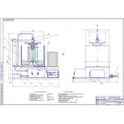 Проект реконструкции ремонтной мастерской с разработкой установки для очистки масляных фильтров ДВС