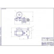Проект реконструкции ремонтной мастерской с разработкой оснастки для проведения ТО и ремонта комбайна фирмы «Franz Kleine»