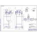 Проект реконструкции ремонтной мастерской с разработкой пенообразователя для участка наружной мойки