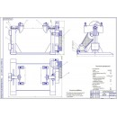 Проект реконструкции ремонтной мастерской с разработкой стенда для ремонта ДВС и КПП