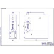 Проект реконструкции ремонтно-механического цеха с разработкой приспособление для напрессовки шлицевой втулки на вал главного сцепления трактора МТЗ-82