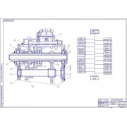 Проект реконструкции участков изготовления и ремонта гильз цилиндров и режущего аппарата БМ-6 в ЦВИД