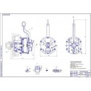 Проект реконструкции центральной ремонтной мастерской с разработкой пневматического съемника