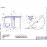 Проект реконструкции центральной ремонтной мастерской с разработкой стенда для шлифования привалочных поверхностей корпусных деталей