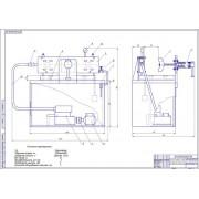 Проект реконструкции центральной ремонтной мастерской с разработкой стенда для проверки головок блока двигателя на герметичность