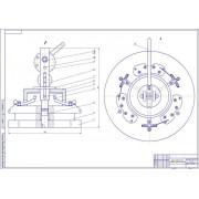 Проект реконструкции центральной ремонтной мастерской с разработкой устройства для разборки, сборки и регулировки муфт сцепления тракторов МТЗ-80