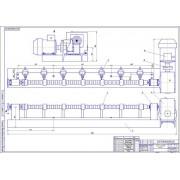 Проект реконструкции ЦРМ с разработкой технологии восстановления распредвалов двигателей ЯМЗ-238