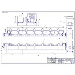 Дипломная работа на тему: Проект реконструкции ЦРМ с разработкой технологии восстановления распредвалов двигателей ЯМЗ-238