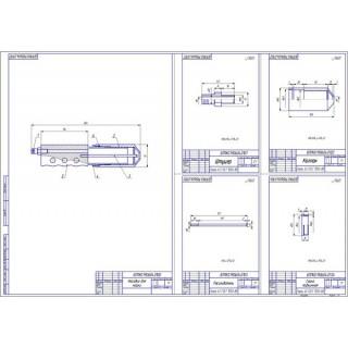 Дипломная работа на тему: Проект ремонтного производства с разработкой технологического процесса ремонта детали вал распределительный