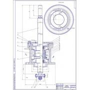 Проект ремонтной механической мастерской для ремонта МТП с разработкой двухстоечного подъемника