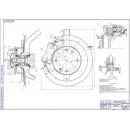 Проект таксомоторного АТП на 90 автомобилей с подробной разработкой участка диагностики и технологии технического обслуживания и ремонта переднего тормозного механизма автомобиля ВАЗ-2109