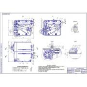 Проект участка восстановление деталей с разработкой вариатора подачи электродной проволоки для электродуговой металлизации