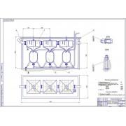 Проект участка мойки автомобиля в АТП с разработкой установки для мойки легковых автомобилей