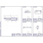 Проект участка мойки в условиях АТП с разработкой маршрутной карты на восстановление распределительного вала двигателя ЗМЗ-511