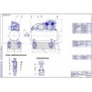 Проект участка окраски автомобилей с расчетом линии подготовки воздуха