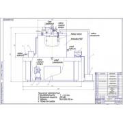Проект участка по ремонту насосов типа НШ, восстановление корпусов НШ