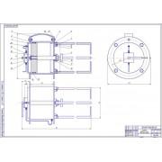 Проект цеха по техническому сервису автобусов с разработкой пневматического съёмника для снятия подшипников качения с ведущего вала коробки передач МАЗ-5335