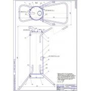Проект эксплуатации МТП и нефтехозяйства с разработкой установки для промывки топливораздаточных колонок и двигателей