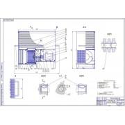 Проектирование пункта ТО МТП с разработкой установки для налива нефтепродуктов