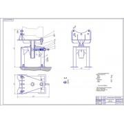 Проектирование ремонтной мастерской с разработкой конструкции для разборки и сборки КПП МТЗ–1221