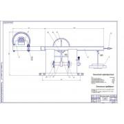 Проектирование сервисного центра КамАЗ с разработкой станка для балансировки маховиков и дисков колес