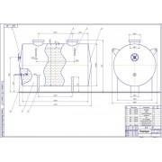 Проектирование станции заправки машин с разработкой устройства для залива нефтепродуктов в автоцистерны