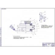 Проектирование СТО для трассы и разработка пневматического подъемника